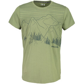 Maloja BuolfM. - T-shirt manches courtes Homme - olive